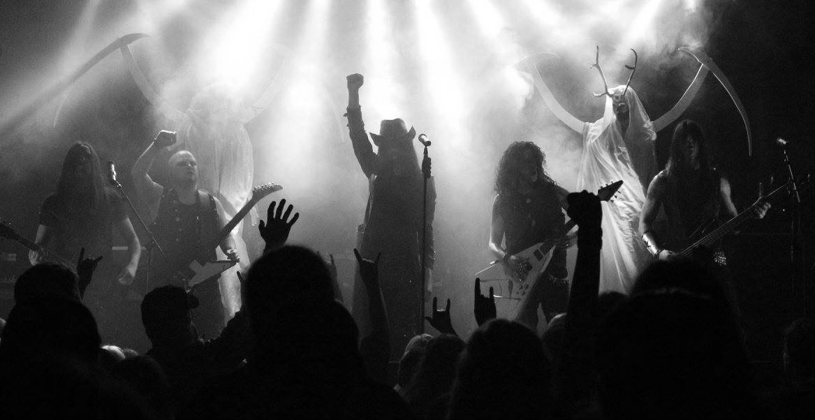 Netherbird live on stage June 17th 2017